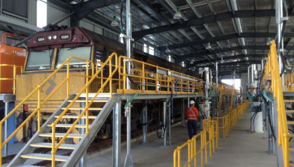 NSW Long Term Train Support Facility (NSW LTTSF)